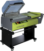 Chamber wrapping machines