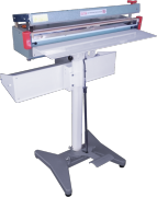 Stand impulse sealers