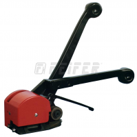 BO-6F - sealless steel strapping tool (ABS, cross tooth system)