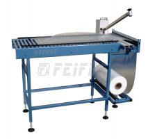 BP-800V - shrink film wrapping desk