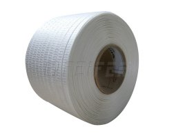 PES 13 40NWPB polyester cord straps (cross woven) 500 m/coil
