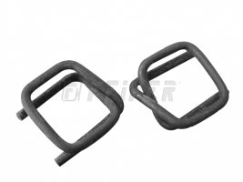 PES B4HG 13 g steel buckles 13 mm
