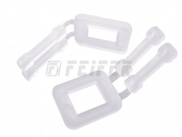 B-16 plastic buckles 16 mm