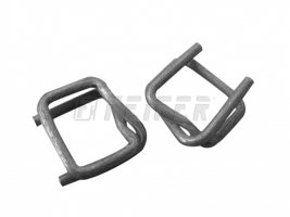 PES B3HG 9 s steel buckles 9 mm