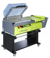 APH-455 - chamber wrapping machine
