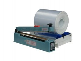 HC-400 - impulse sealer with built-in-blade