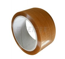 48mm x 66m - self adhesive tape, transparent, Solvent