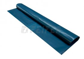 Litter bag, blue 700 x 1100 x 0,05 mm (W x L x TH)