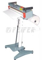 FC-605 - impulse sealer with built-in-blade