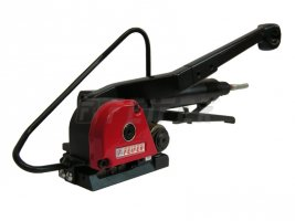 BO-7PN - pneumatic sealless steel strapping tool