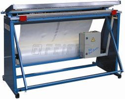SO-100F - industrial impulse sealer