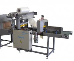 SFA-50 LONG PACKER - automatic film wrapping machine