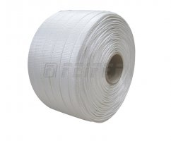 PES 25 85EX polyester cord straps (cross woven) 500 m/coil - printed