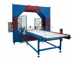 EXP-H 2600 RONDO - semi automatic horizontal wrapping machine
