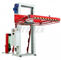 TP-713H CASTOR - horizontal fully-automatic strapping machine