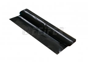 Litter bag, black 700 x 1400 x 0,08 mm (W x L x TH)