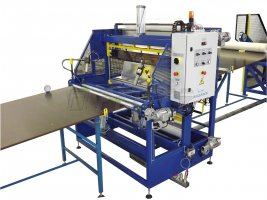 SL-140 PROFESSOR ROLLPACK - automatic film wrapping machine