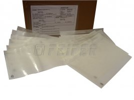 Envelope PE, 228 x 120 mm, self-adhesive
