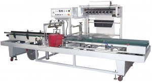 TY-701-3000L-06 LONG PACKER II. - automatic film wrapping machine