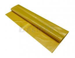 Litter bag, yellow 700 x 1100 x 0,05 mm (W x L x TH)