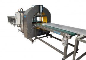 EXP-H1030A RONDO - horizontal stretch wrapping machine