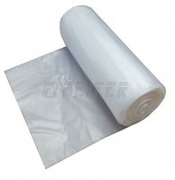 HDPE bag  500 x 870 x 0.04 mm, food contact